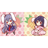Cushion Cover - Touhou Project / Reisen Udongein Inaba