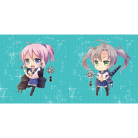 Cushion Cover - Kantai Collection / Aoba & Kinugasa