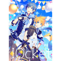 Doujinshi - Illustration book - VOCALOID / KAITO & Len (locket) / +S
