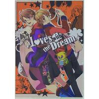 Doujinshi - Hetalia / America x United Kingdom (Loves with the Dream) / shiki