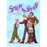 Doujinshi - TIGER & BUNNY / Keith x Ivan (STEP by STEP -2nd) / ESPERANZA