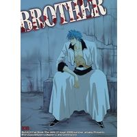 [Boys Love (Yaoi) : R18] Doujinshi - Bleach / Grimmjow (BROTHER(2008.12.29版)) / 甘犬