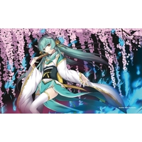Card Game Playmat - Fate/Grand Order / Kiyohime (Fate Series)