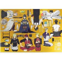 Plastic Folder - Touken Ranbu / All Characters