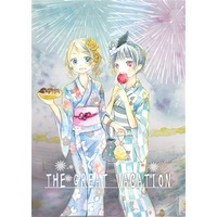 Doujinshi - Novel - Love Live! Sunshine!! / Nico & Tsushima Yoshiko & Watanabe You (THE GREAT VACATION) / 雉猫書房