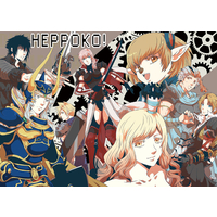 Doujinshi - Dissidia Final Fantasy / All Characters (Final Fantasy) (HEPPOKO!) / Mr.Hamlet