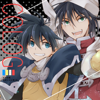 Doujinshi - Illustration book - Houshin Engi / Kihatsu x Taikoubou (COLOG) / 偽塩