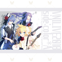 Doujinshi - Illustration book - VOCALOID / KAITO & Len (VNI LIVE 2018 side:color*A) / Hayakuchi Spell