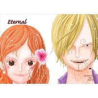 Doujinshi - ONE PIECE / Nami & Sanji (Eternal) / BLUE FOREST booth