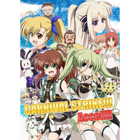 Doujinshi - Magical Girl Lyrical Nanoha / Einhard Stratos (CARNIVAL STRIKE!! ACCEL!!) / Cataste