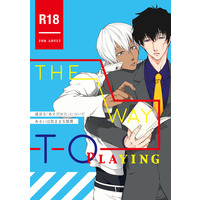 [Boys Love (Yaoi) : R18] Doujinshi - Novel - Blood Blockade Battlefront / Zap Renfro x Steven A Starphase (The Way to Playing) / 涯て