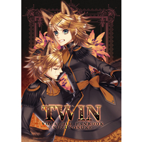 Doujinshi - Illustration book - VOCALOID / Rin & Len (TWIN) / Room343