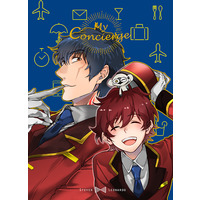 Doujinshi - Blood Blockade Battlefront / Steven A Starphase x Leonard Watch (My Concierge) / Teion Yakedo