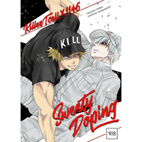[Boys Love (Yaoi) : R18] Doujinshi - Cells at Work! / White Blood Cell & Killer T Cell (Sweety Doping) / 三寒四温