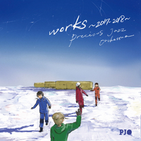 Doujin Music - works ~2017-2018~ / Precious Jazz Orchestra