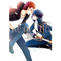 [Boys Love (Yaoi) : R18] Doujinshi - Omnibus - K (K Project) / Mikoto x Reisi (Re;otK06) / バンブーリング!