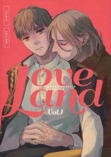 Doujinshi - Hetalia / France x United Kingdom (Love Land Vol.1) / Fiz