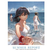 Doujinshi - Illustration book - Kantai Collection (SUMMER REPORT) / LYCHNIS
