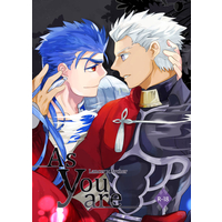 [Boys Love (Yaoi) : R18] Doujinshi - Fate/hollow ataraxia / Lancer (Fate/stay night) x Archer (Fate/stay night) (As you are) / Sandwich