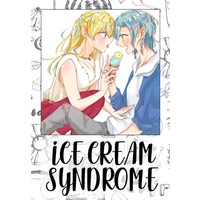 Doujinshi - Anthology - BanG Dream! / Shirasagi Chisato & Hikawa Hina (ICECREAM SYNDROME) / 餡転餅