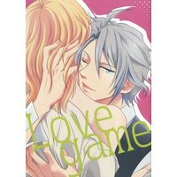 Doujinshi - IDOLiSH7 / Yaotome Gaku x Takanashi Tsumugi (【コピー誌】Love game) / gibuS