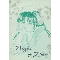 [NL:R18] Doujinshi - Novel - Rurouni Kenshin / Kenshin x Kaoru (night&day) / OPERATION MOONGATE
