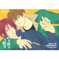[Boys Love (Yaoi) : R18] Doujinshi - Novel - High Speed! / Kirishima Natsuya x Matsuoka Rin (ある夜の可能性) / sfdh