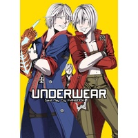 Doujinshi - Devil May Cry / All Characters (DMC3/4/DmC・UNDERWEAR) / hello×2