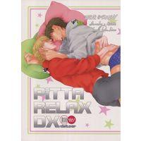 [Boys Love (Yaoi) : R18] Doujinshi - Compilation - TIGER & BUNNY / Barnaby x Kotetsu (PiTTA RELAX DX deluxe) / honey holic
