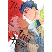 [Boys Love (Yaoi) : R18] Doujinshi - Fate/stay night / Lancer x Archer & Lancer  x Archer (The tail speaks) / Goendama