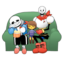 Acrylic stand - Undertale