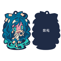 Rubber Key Chain - Touhou Project