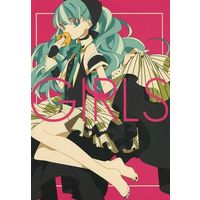 Doujinshi - Illustration book - GIRLS / 999