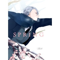 [Boys Love (Yaoi) : R18] Doujinshi - Novel - Yuri!!! on Ice / Victor x Katsuki Yuuri (SPRING【二版】) / sound life