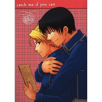 [NL:R18] Doujinshi - Novel - Fullmetal Alchemist / Roy Mustang x Riza Hawkeye (catch me if you can) / おさるさんパニック/ひしょひしょばなし