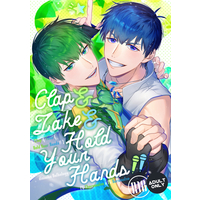 [Boys Love (Yaoi) : R18] Doujinshi - Manga&Novel - Anthology - Osomatsu-san / Choromatsu x Karamatsu (Clap & Take & Hold Your Hands!!) / 温白飯