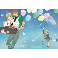 Doujinshi - Novel - TIGER & BUNNY / Barnaby x Kotetsu (HONEY HONEY) / マシュマロ
