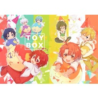 Doujinshi - Illustration book - IDOLiSH7 / All Characters (TOY BOX) / pu-ko