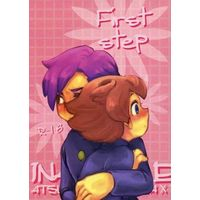 [Boys Love (Yaoi) : R18] Doujinshi - Novel - Inazuma Eleven GO / Minamisawa x Tenma (First step) / プカプカ