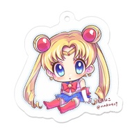 Key Chain - Sailor Moon / Tsukino Usagi