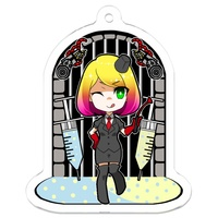 Key Chain - Satsuriku no Tenshi / Catherine Ward