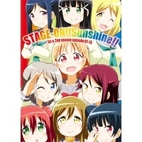 Doujinshi - Compilation - Love Live! Sunshine!! / Watanabe You & Sakurauchi Riko & Takami Chika & Kurosawa Dia (STAGE-ON!!Sunshine!!総集編) / Onsoku
