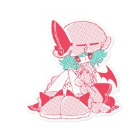 Stickers - Touhou Project / Remilia Scarlet