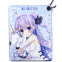 Commuter pass case - Azur Lane / Unicorn