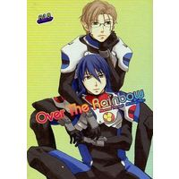 [Boys Love (Yaoi) : R18] Doujinshi - Novel - Macross Frontier / Michael Blanc x Saotome Alto (Over the Rainbow) / タンタカタン