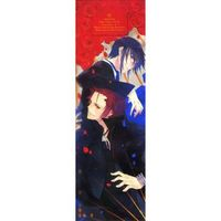 Bookmarker - K (K Project) / Mikoto & Reisi