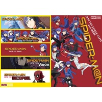 Doujinshi - Spiderman / Deadpool & Chihaya (SPIDER-M@N SPIDER-VERSE and MORE) / Bin1production