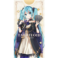 Doujinshi - Illustration book - VOCALOID / Hatsune Miku (TAROTLOID) / taba
