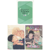 [Boys Love (Yaoi) : R18] Doujinshi - Omnibus - Compilation - Meitantei Conan / Akai x Amuro (【2冊組+ケース付】TiTiCaCa再録集 1+2 ぬいと暮らしてるあかあむ総集編/OrdinaryDay) / TiTiCaCa