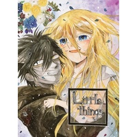 Doujinshi - Satsuriku no Tenshi / Zack x Ray (【ザクレイ】『Little things』) / sinosakiakimosa